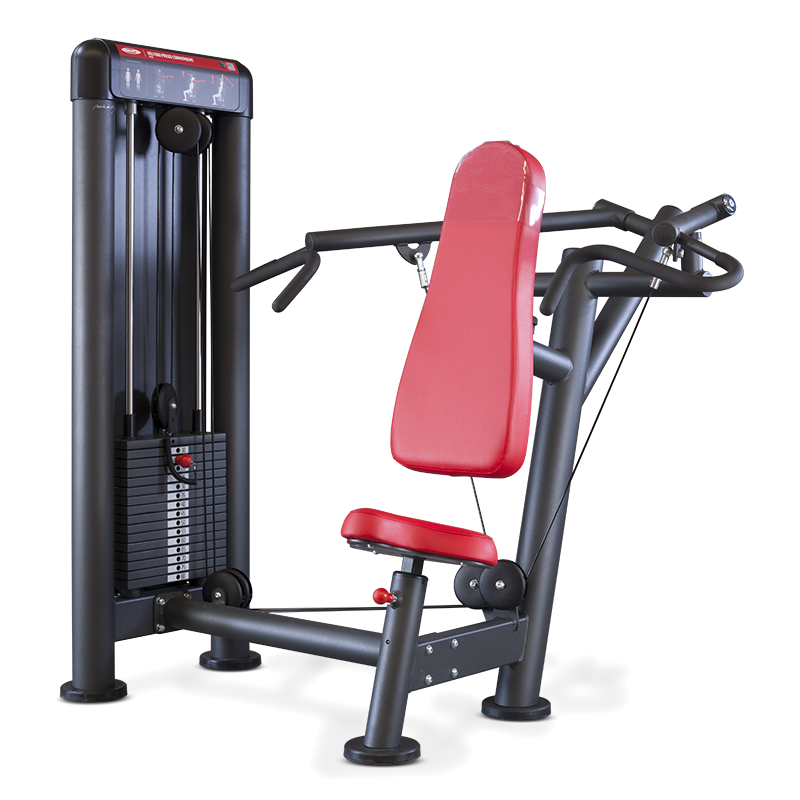 Vertical Chest Press: VERTICAL CHEST PRESS CONVERGENT