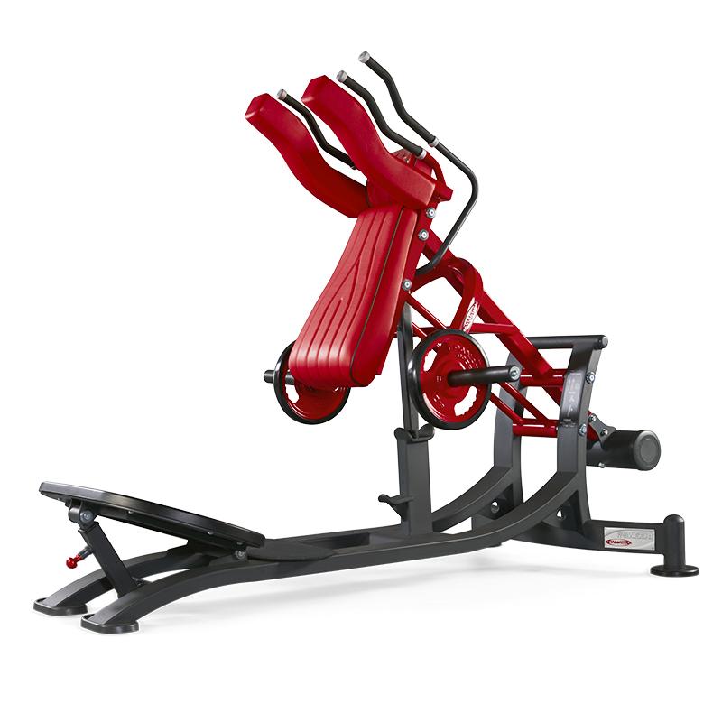 Fitness Equipment Industry Statistics: HORIZONTAL LEG PRESS