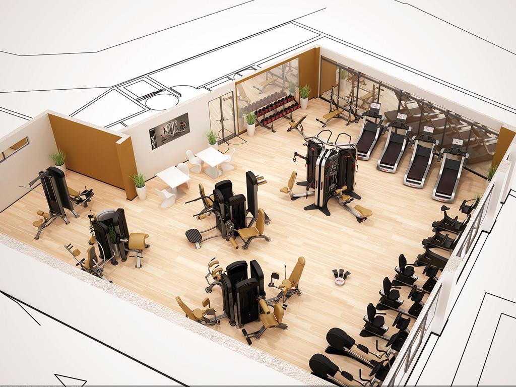 Fabrica de aparatos para gimnasio nuevo y maquinas de musculacion de ocasion