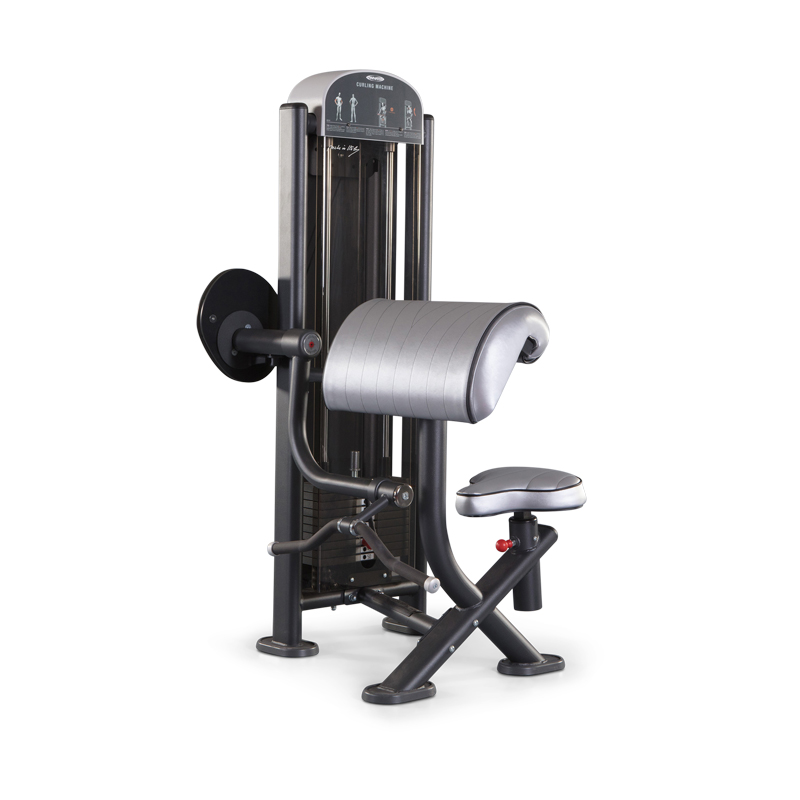 Fitness Equipment Industry Statistics: CURLING MACHINE