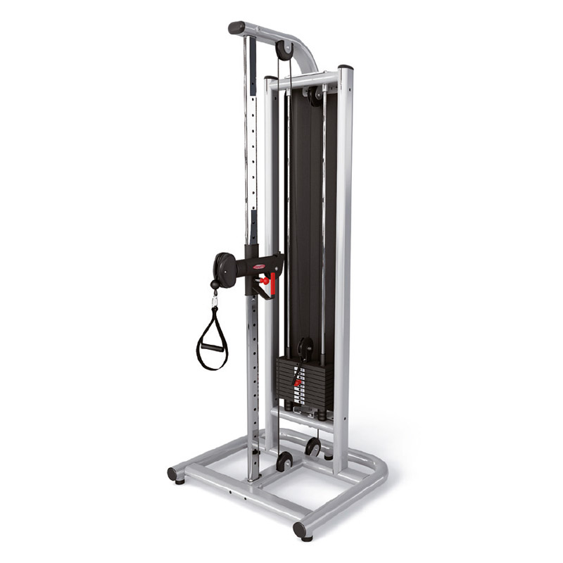 high low pulley weight machine