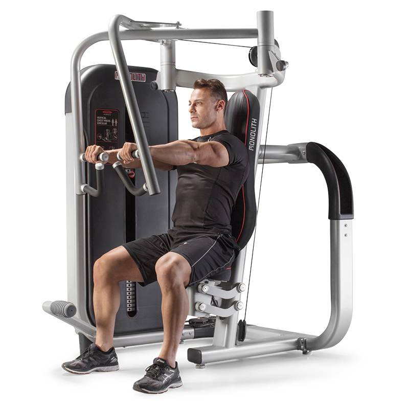 Vertical Chest Press: VERTICAL CHEST PRESS CIRCULAR